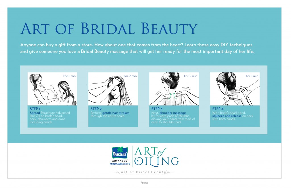 Bridal Beauty Massage