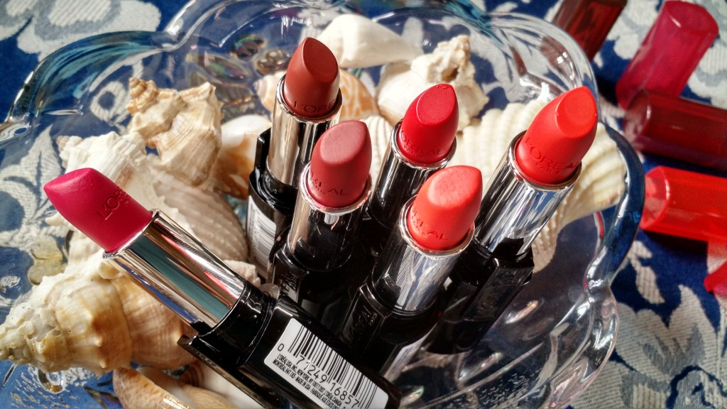 L'Oreal Infallible Lipsticks