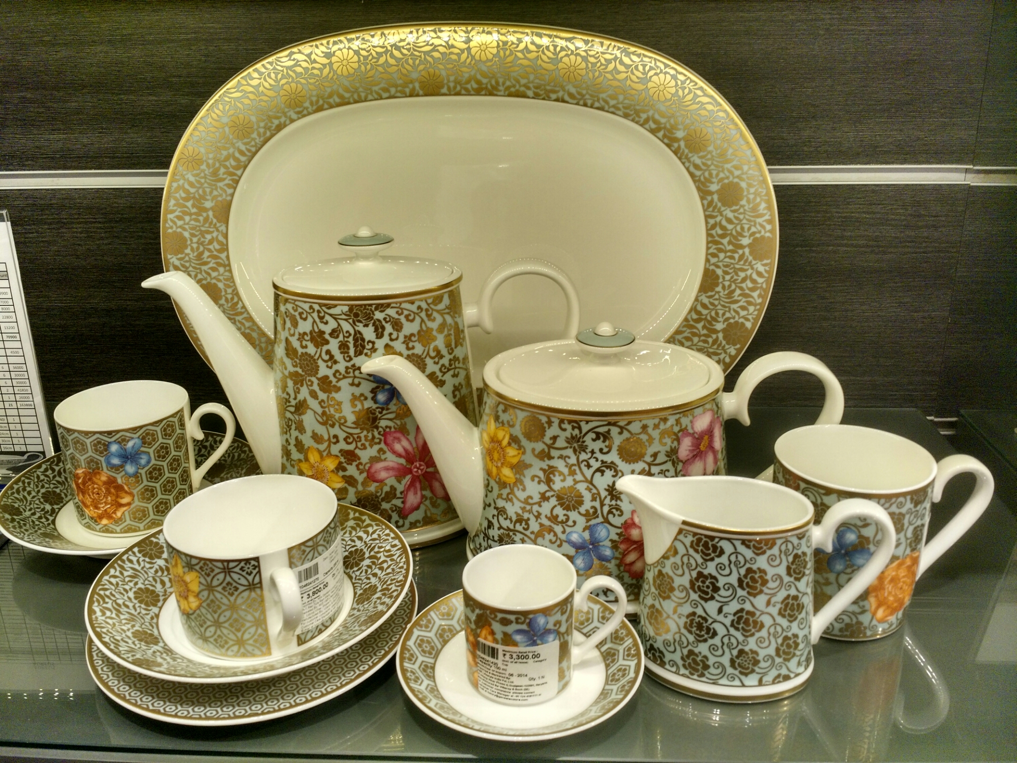 Launch of new villeroy boch tableware store in kolkata pout pretty - Villeroy and bosh ...