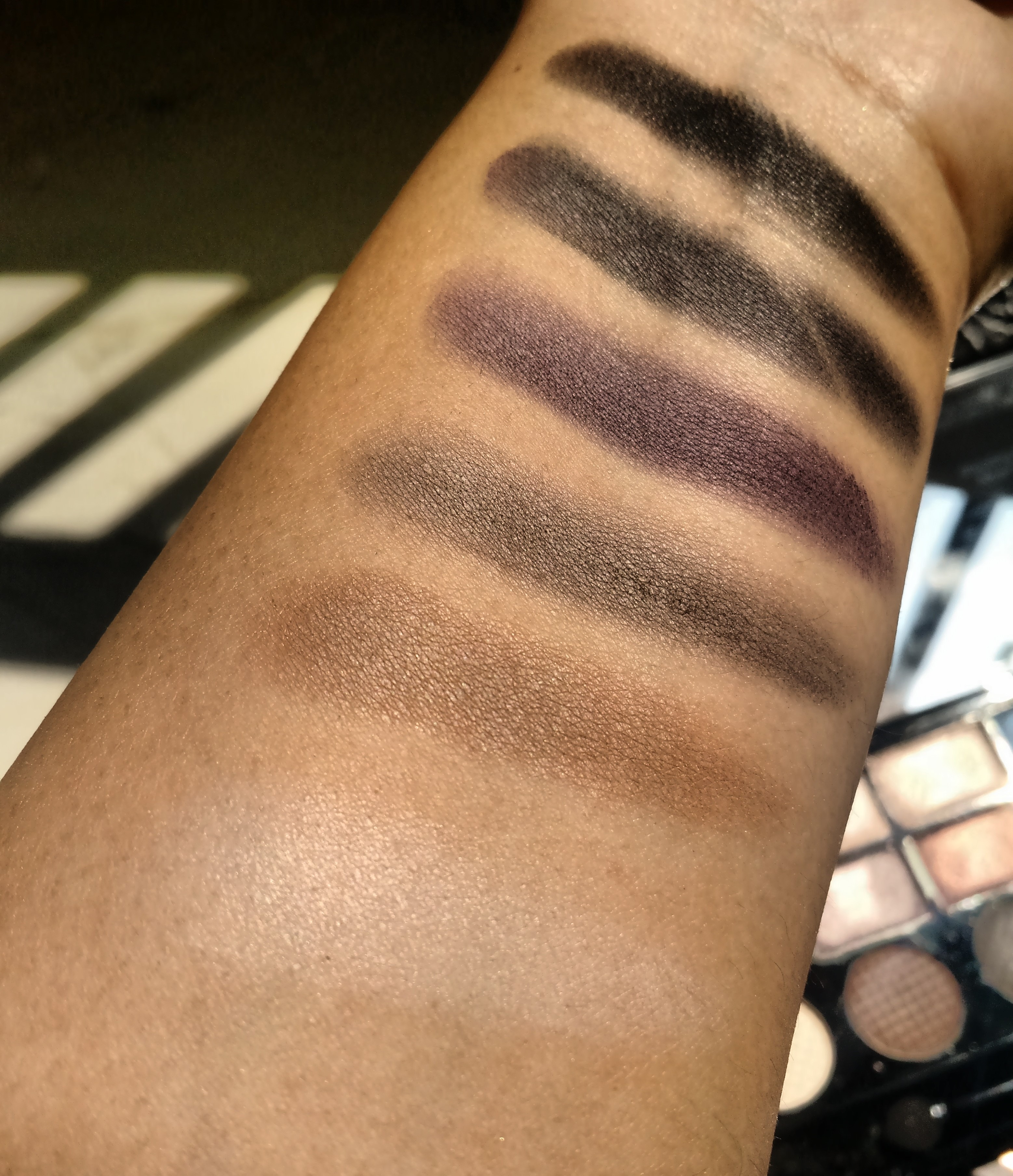 Welcome To The Pleasuredome Swatches