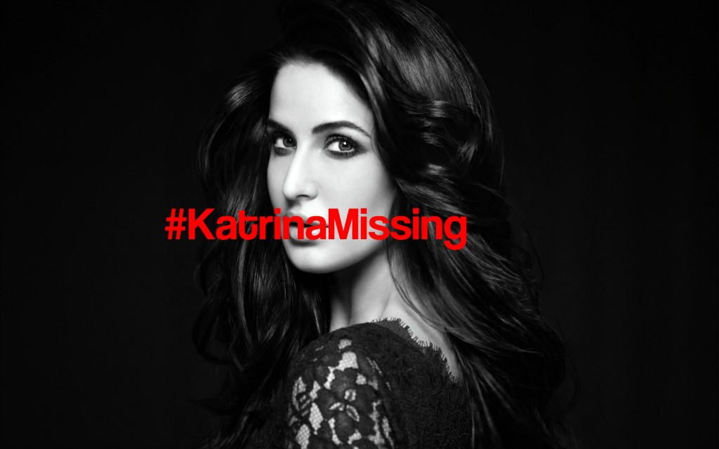 #KatrinaMissing