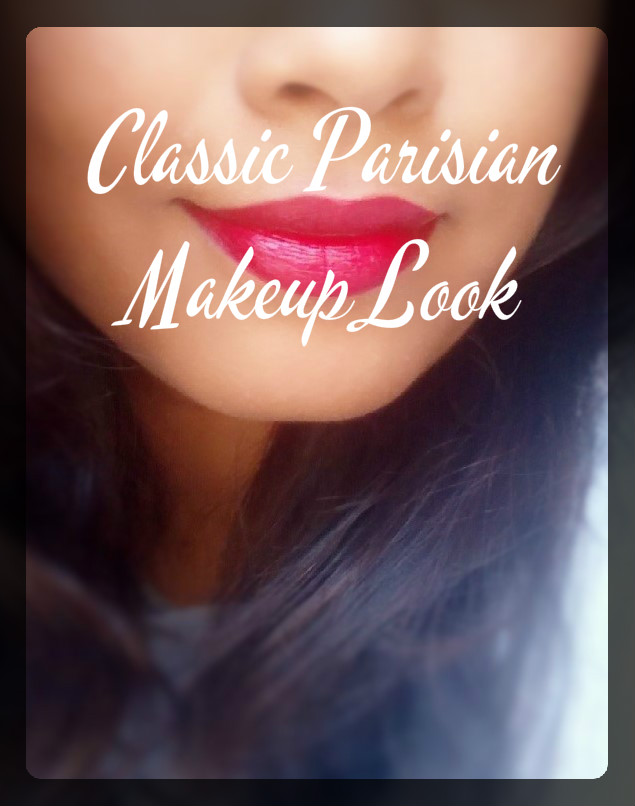 Classic Parisian Makeup Look
