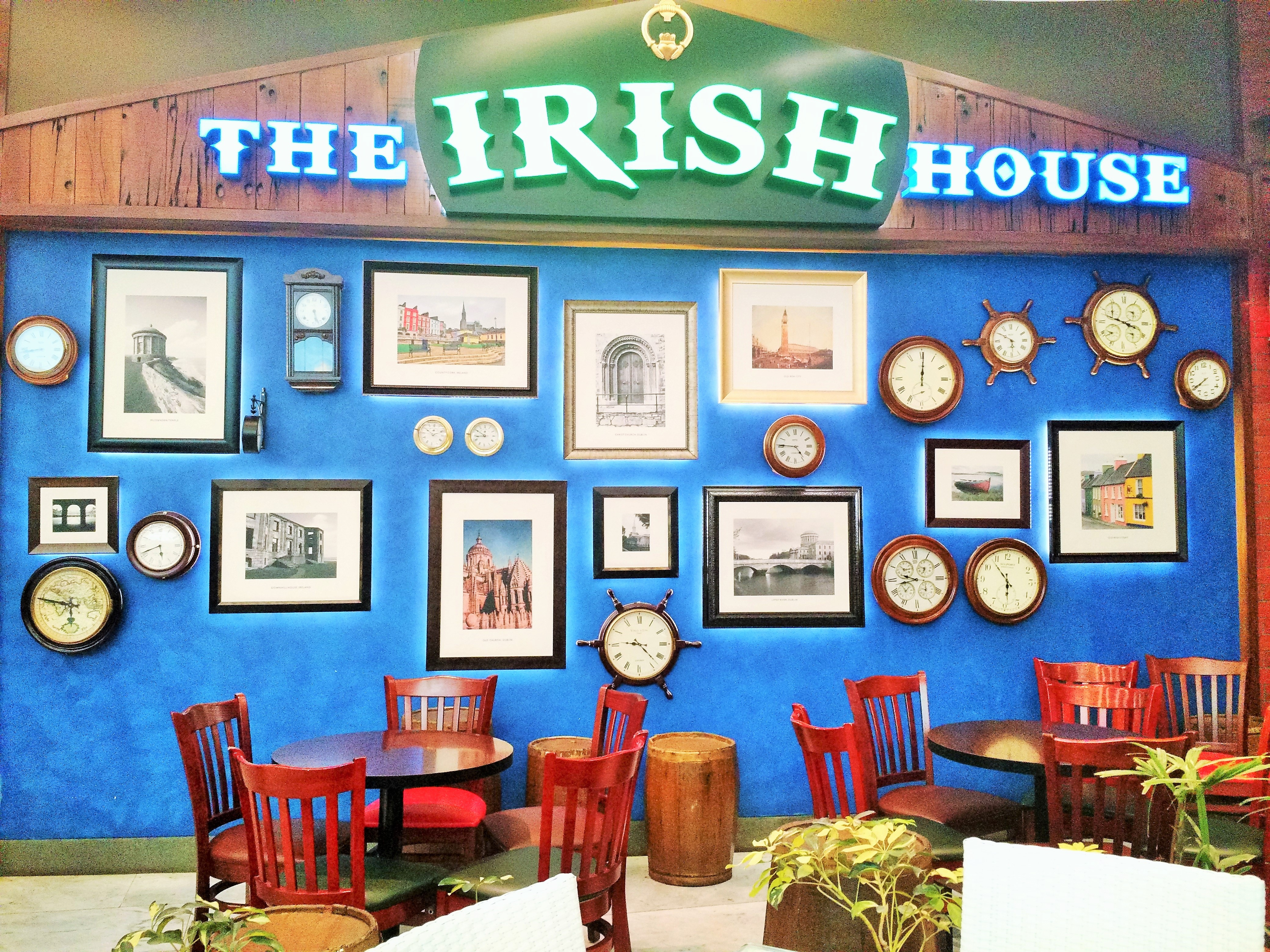 The Irish House, Kolkata