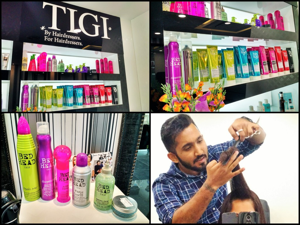 My Hair Makeover by TIGI