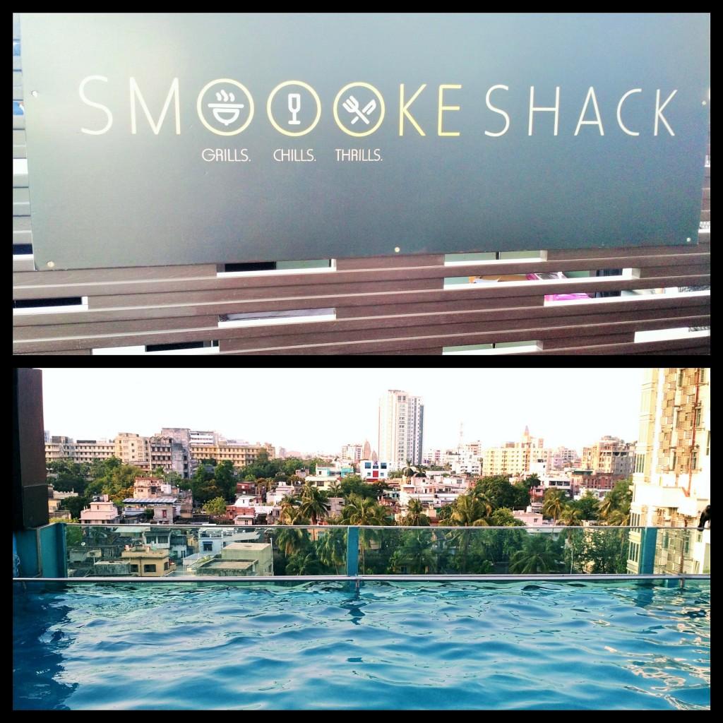 Smoke Shack, Park Plaza Hotel