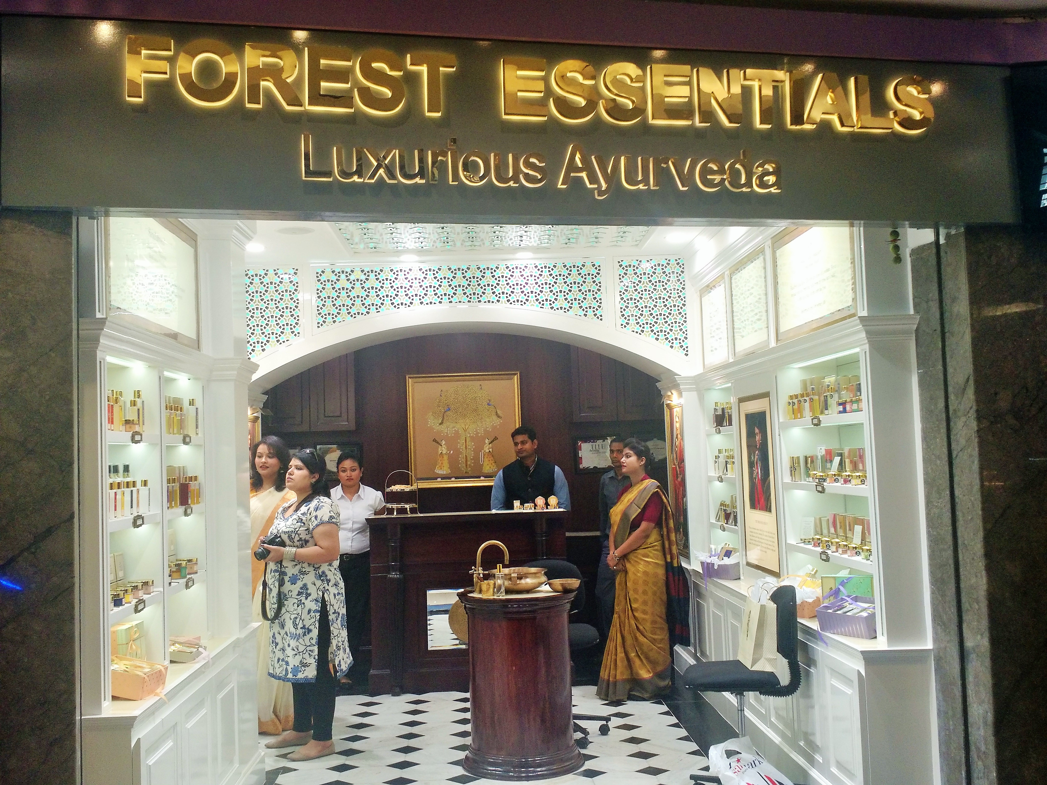 forest essential Forest essential roop nikhar & gulab facial ubtan price in india : rs795 for 50g have you used any forest essentials ubtans do share your favorite one with us.