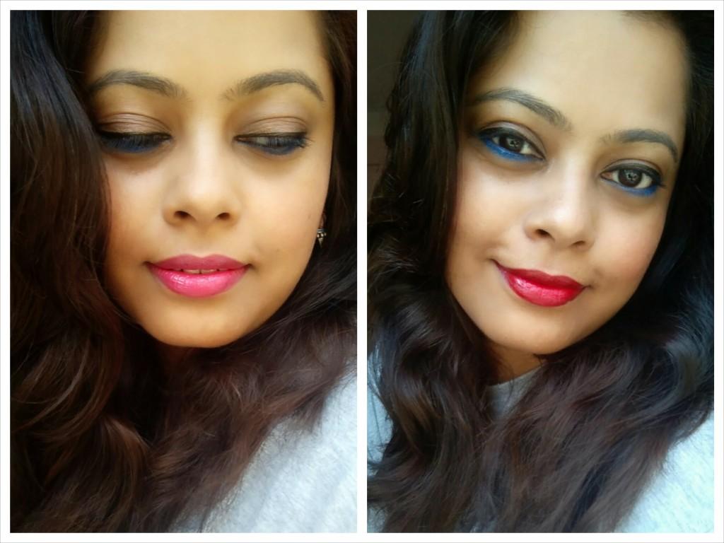 FOTD With Maybelline Rebel Bouquet Lipsticks