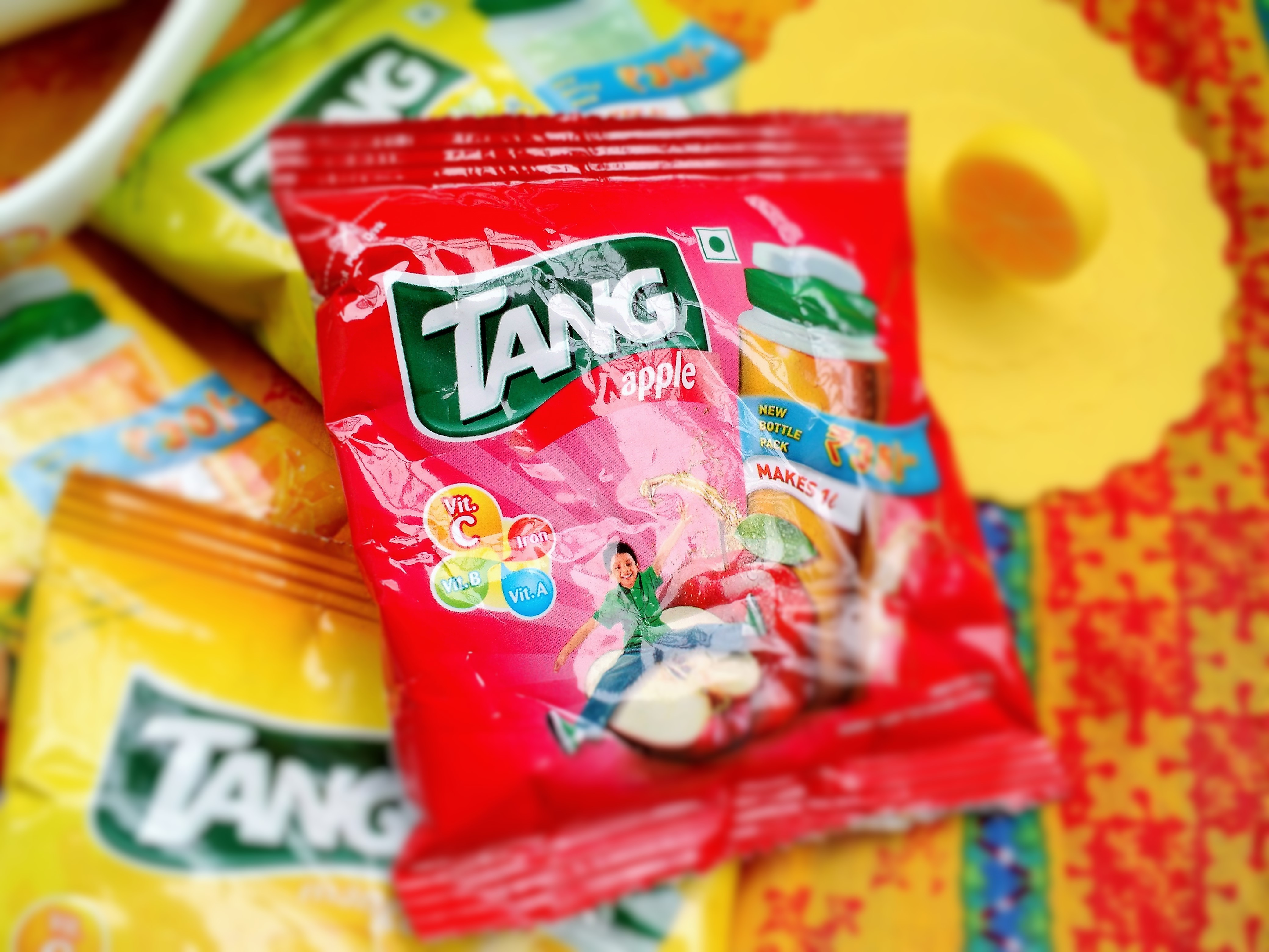 Tang Apple Flavor