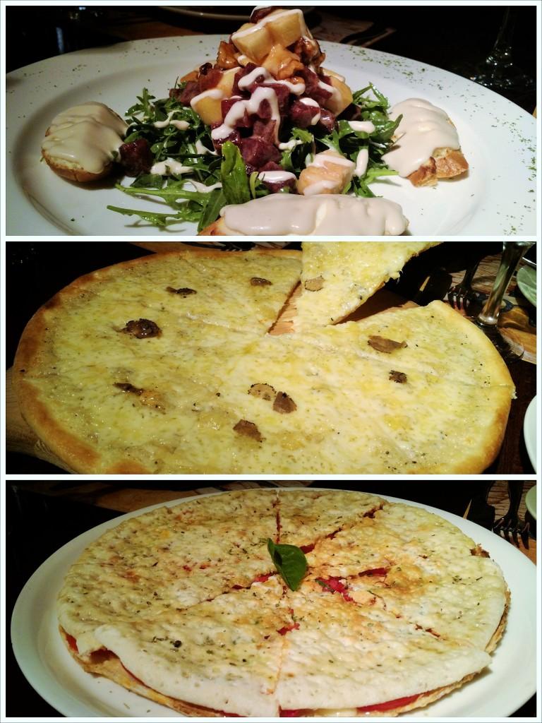 Serafina Kolkata Pizzas