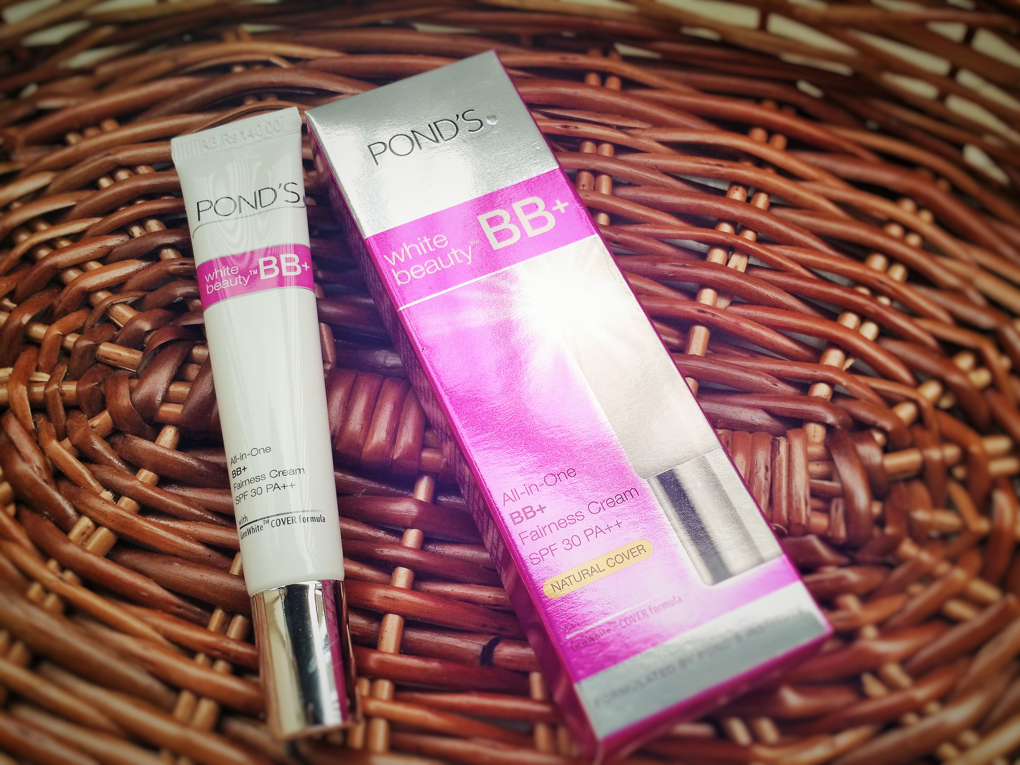 Pond's White Beauty BB+ cream
