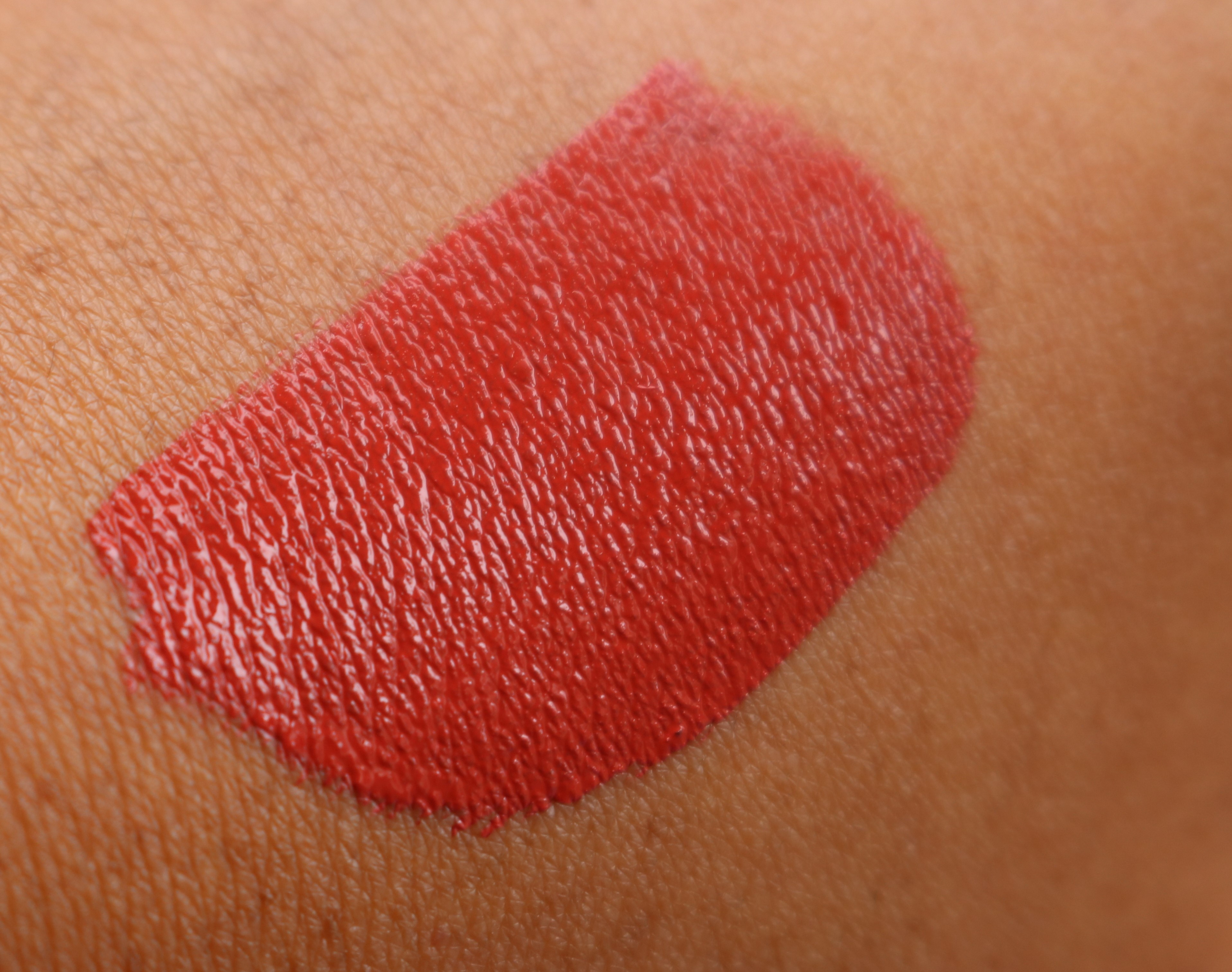Colorbar Kiss Proof Lip Stain Rustic Swatch