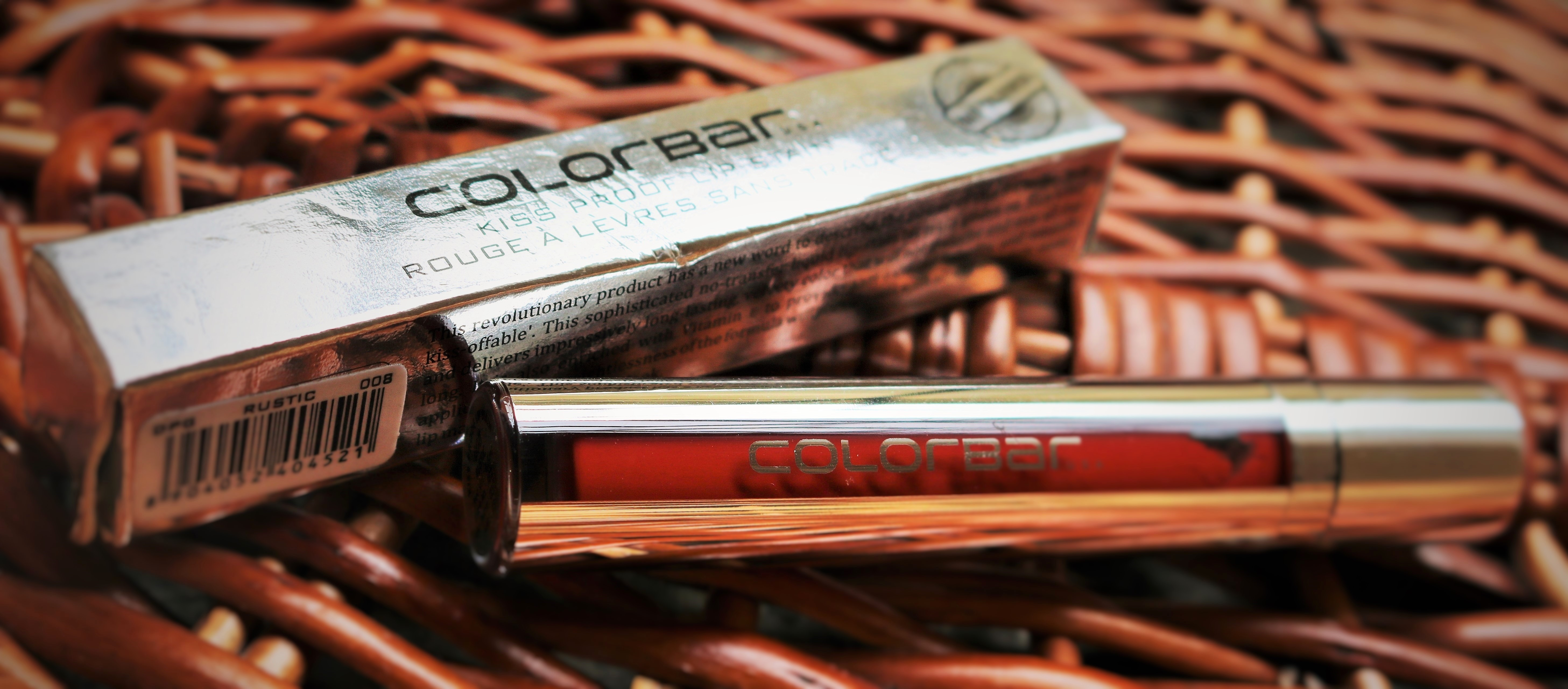 Colorbar Kiss Proof Lip Stain - Rustic