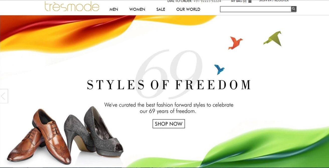 Tresmode 69 Styles of Freedom