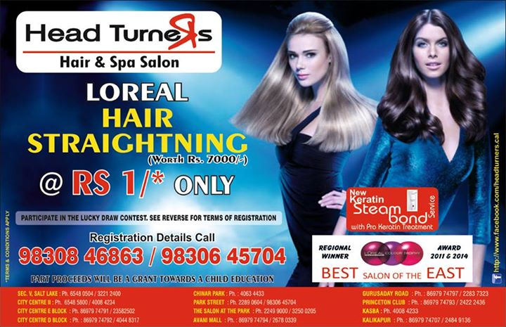 Turners Spa & Salon Offer