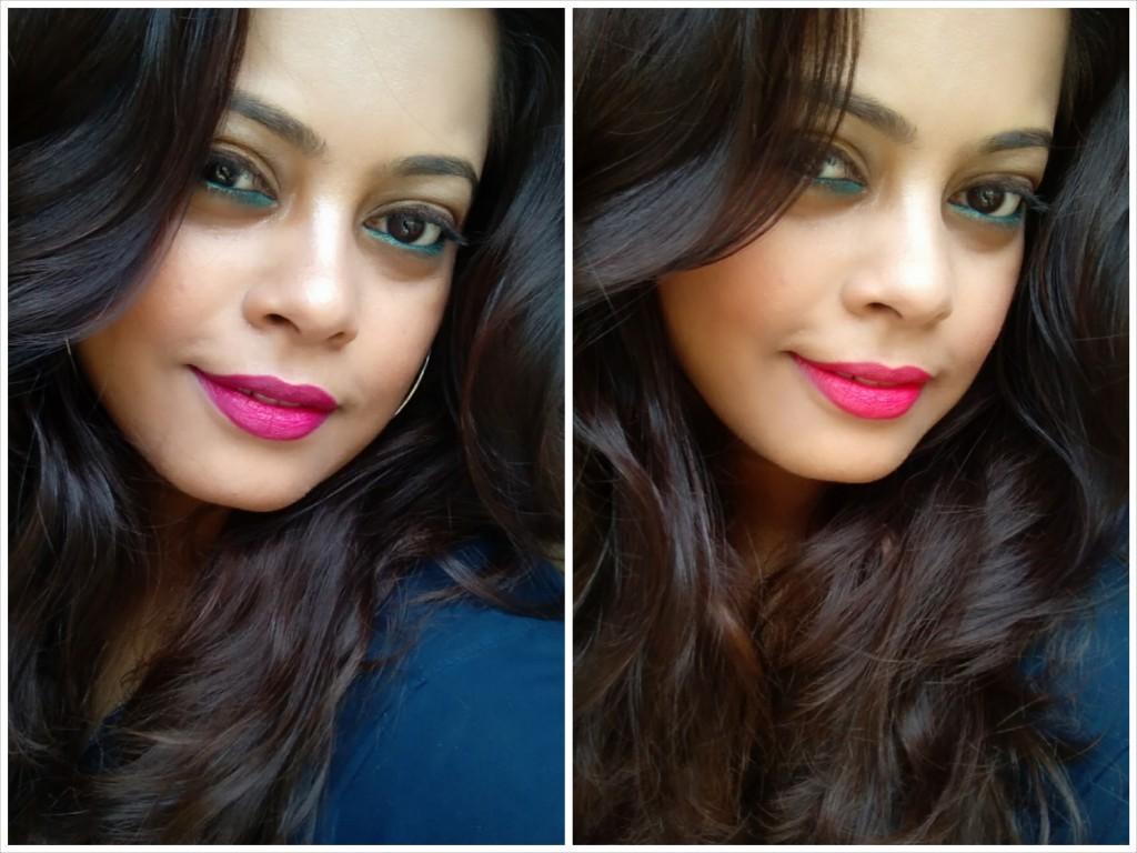 Lakme Lip Pout Magenta Magic & Victorian Rose