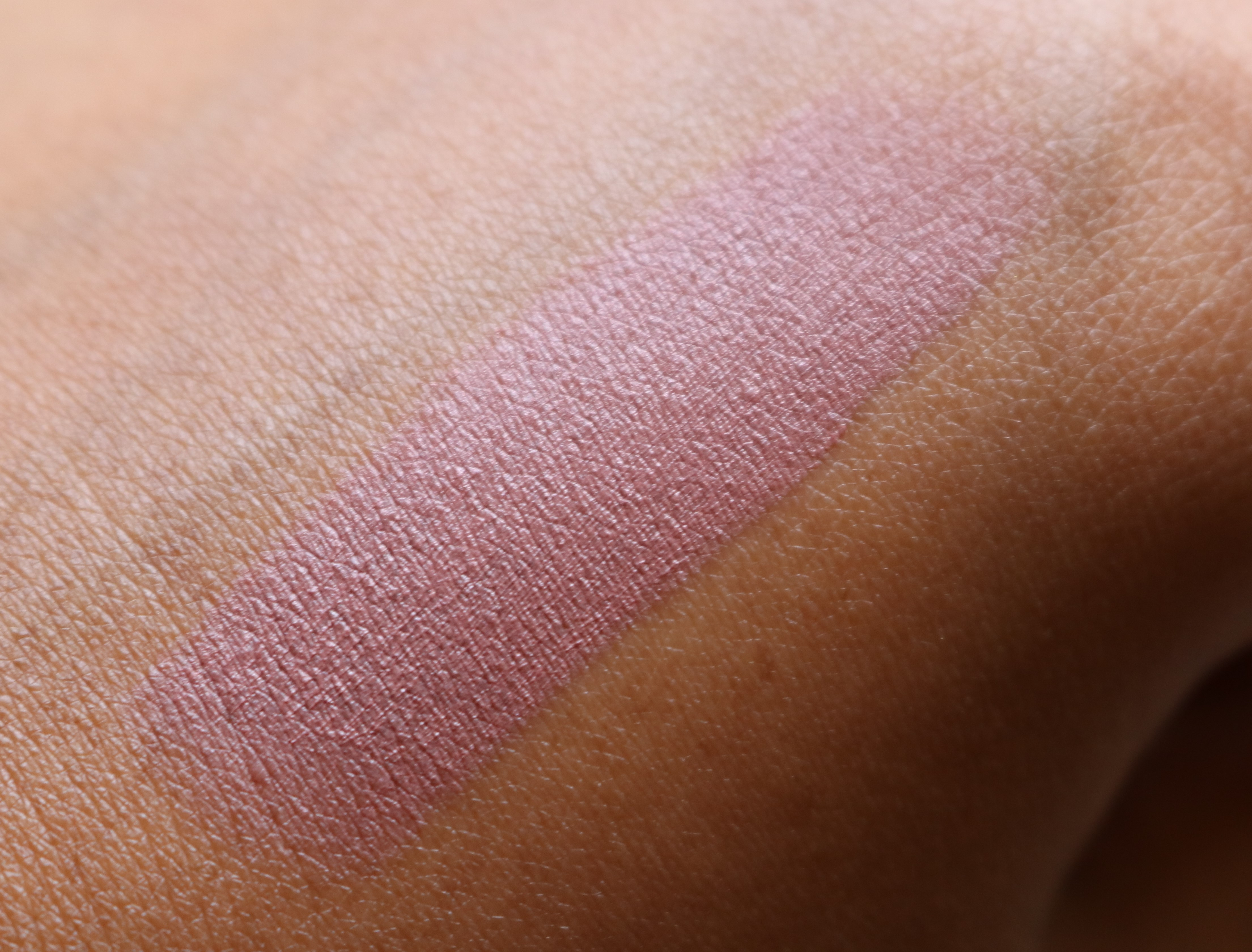 Maybelline Colorshow Creamy Matte Lipstick Mysterious Mocha Swatch