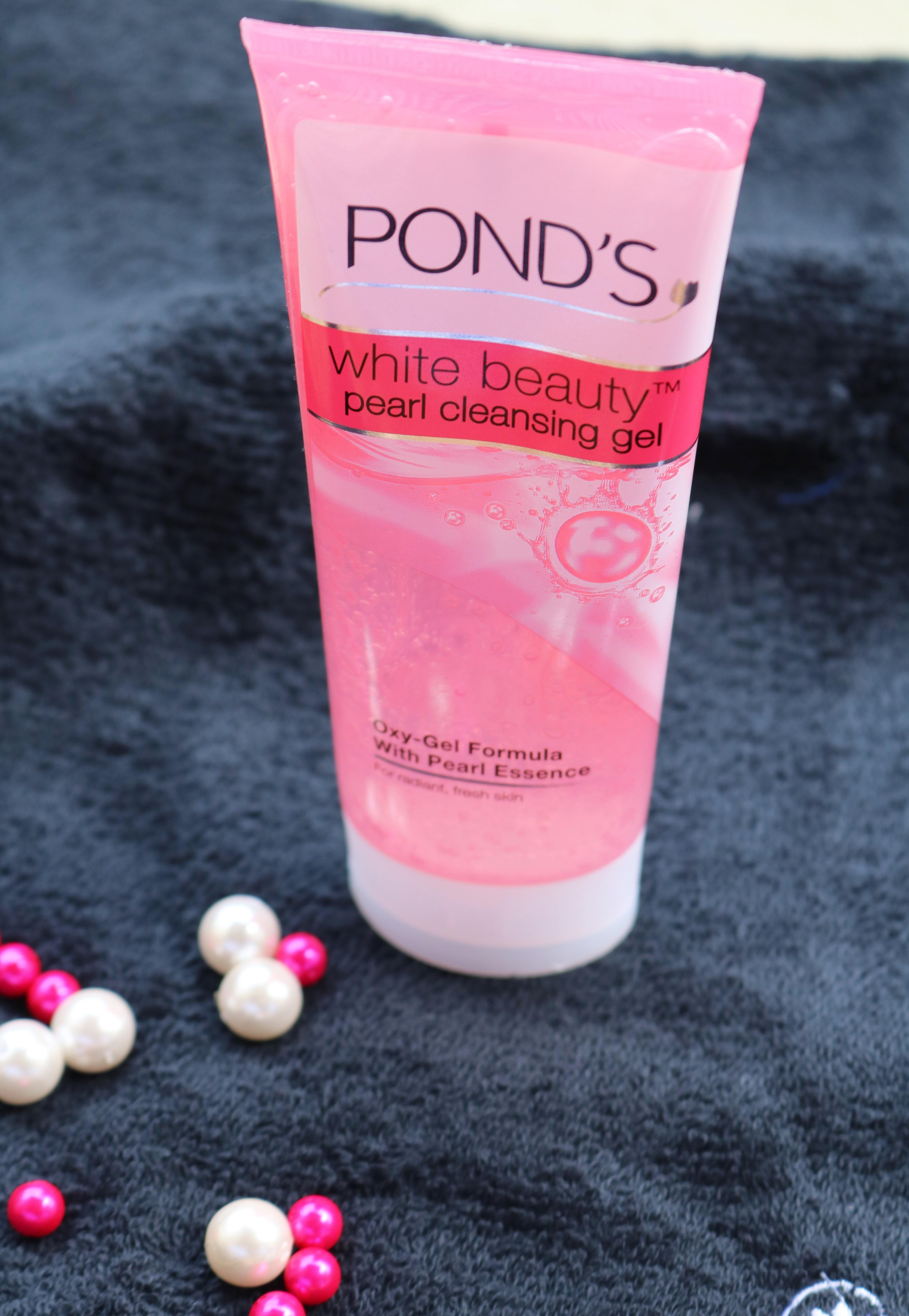 Pond's Pearl Cleansing Gel