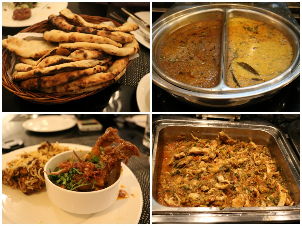Awadhi food festival at k19 the park plaza kolkata pout for Awadhi cuisine menu