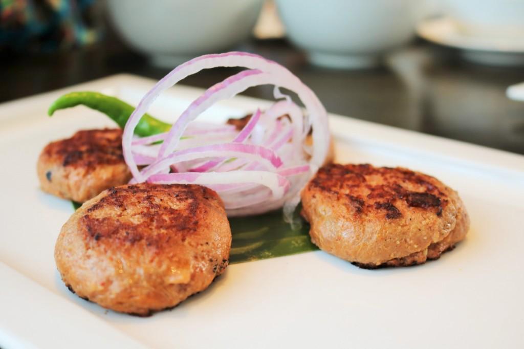 Chicken Galawat Kabab
