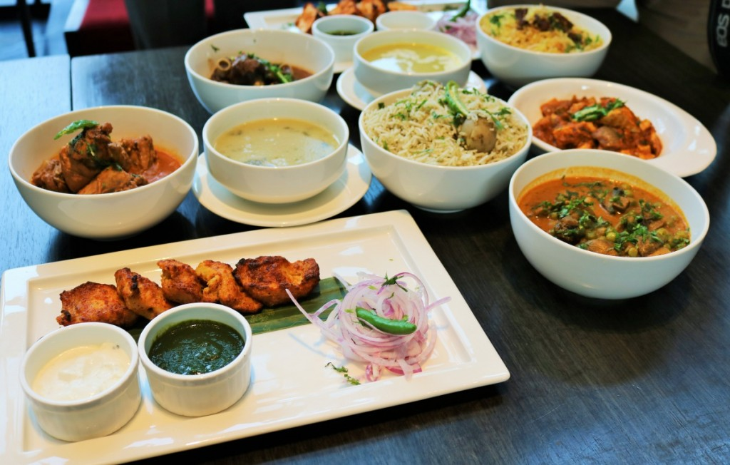 Lucknawi Food Festival at Novotel Kolkata
