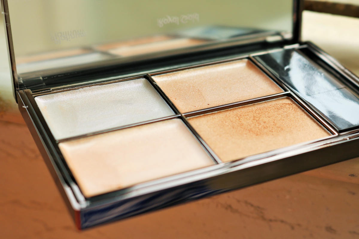 Sleek Precious Metals Palette
