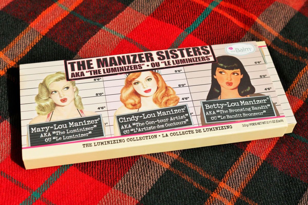 The Manizer Sisters palette