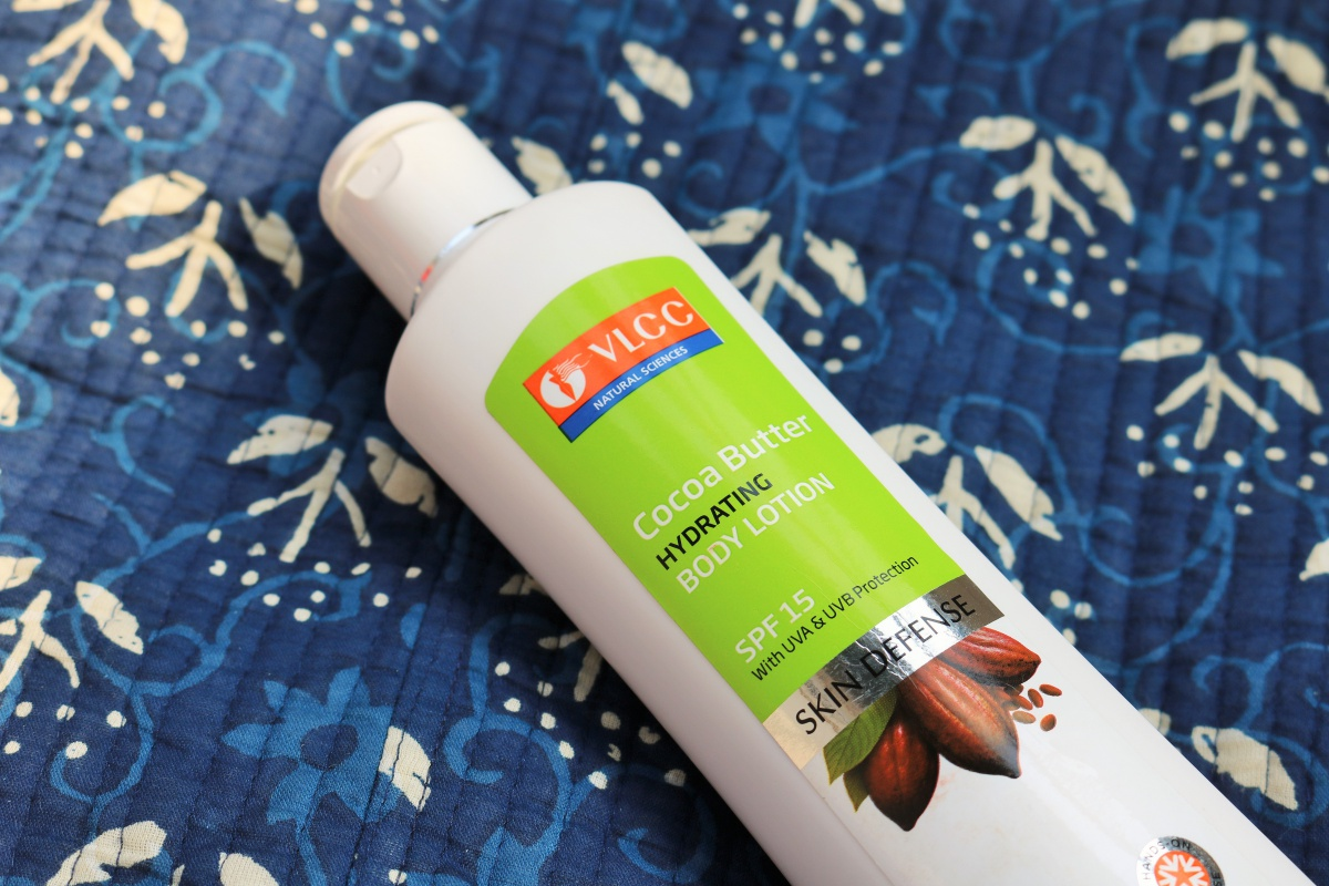 VLCC Cocoa Butter Hydrating Body Lotion