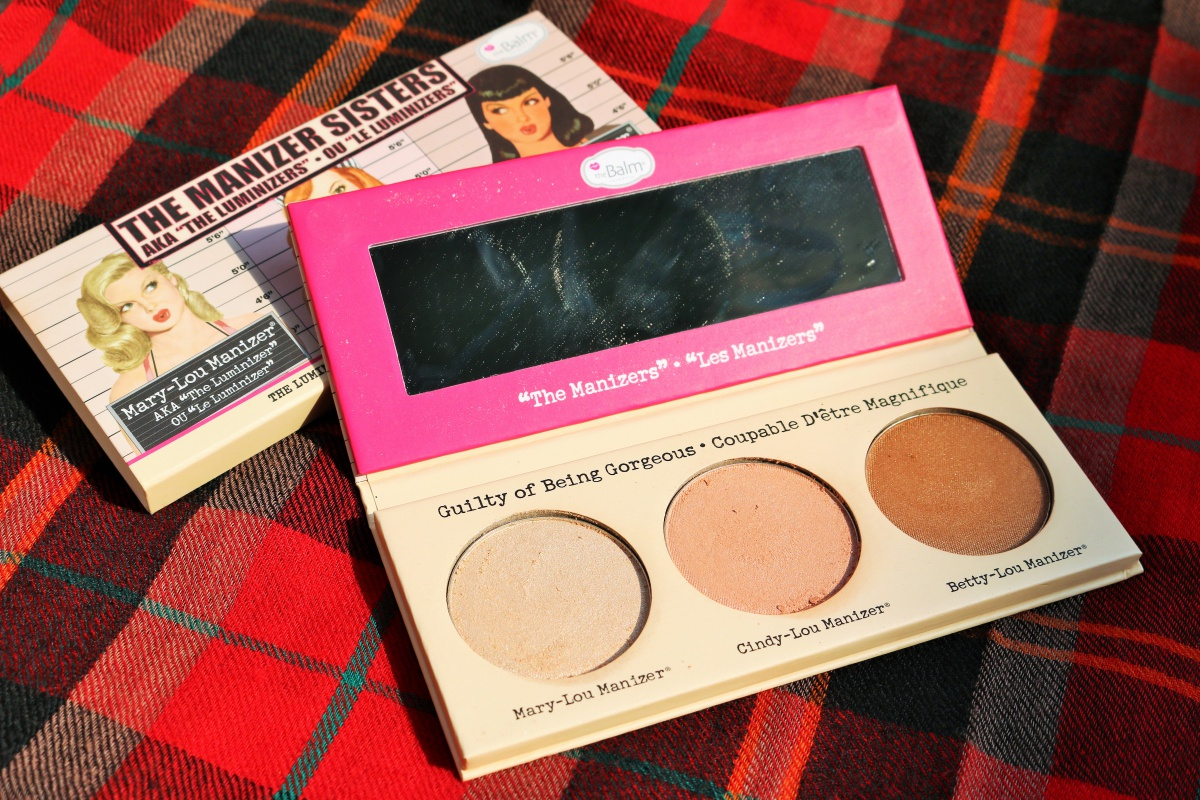 theBalm Manizer Sisters palette
