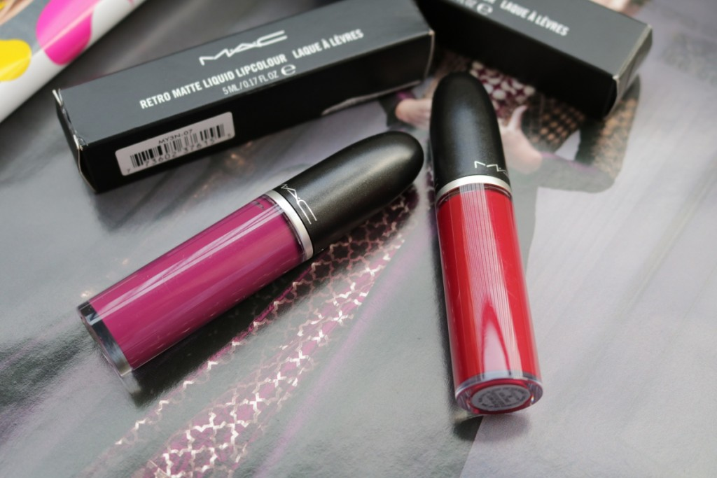 MAC Retro Matte Liquid Lipstick