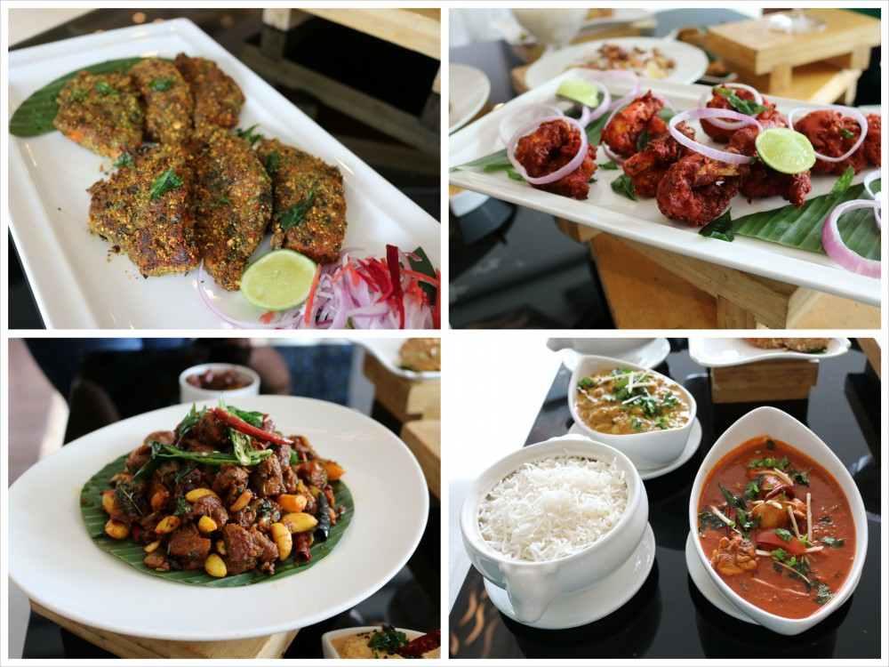 South Indian Food Festival 1