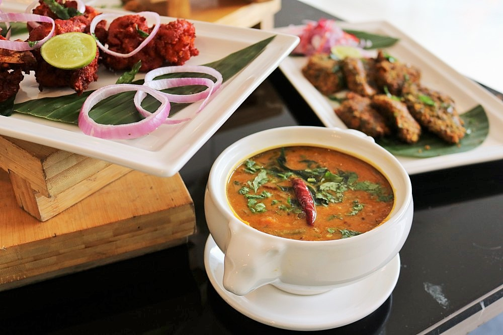 South Indian Food Festival at Park Plaza