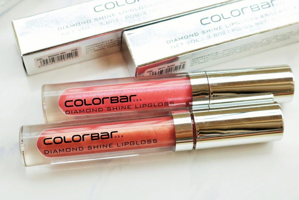 Colorbar Diamond Shine Lip Gloss in Pink Flash: Review