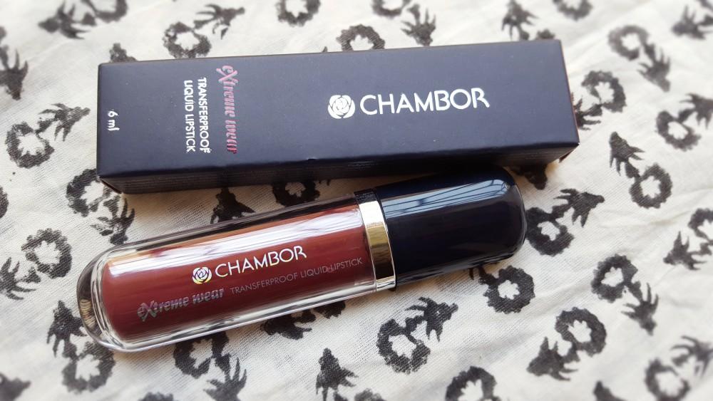 Chambor Liquid Lipstick 405