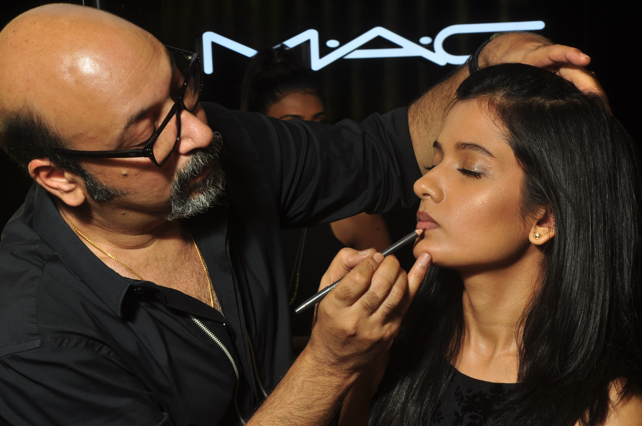 Mickey Contractor at MAC