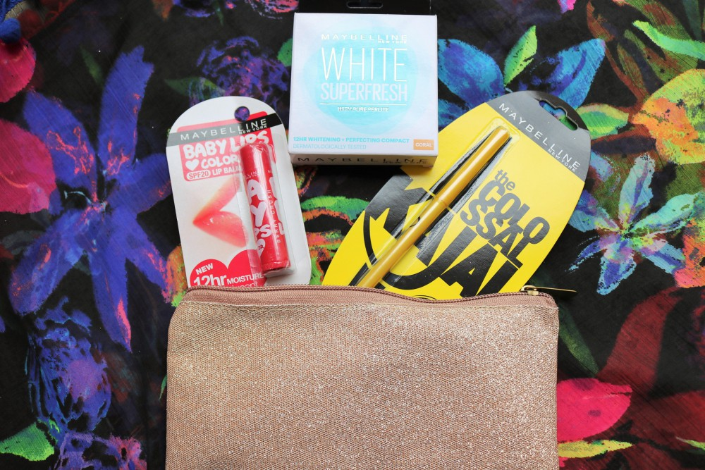 Maybelline New York Summer Essentials Kit