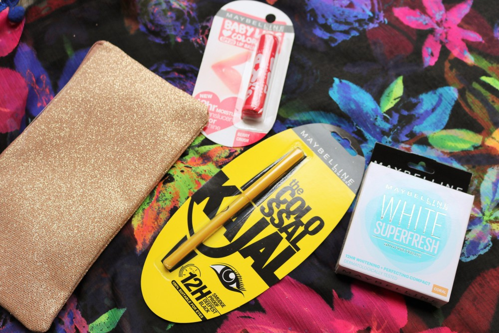 Maybelline Summer Essentials Kit