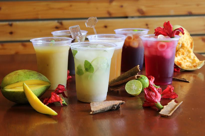 Cafe Pranah Summer Coolers