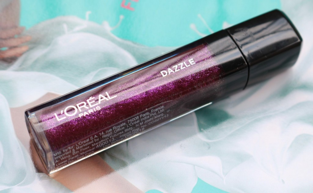 L'Oreal Infallible Mega Gloss Gloss Me I'm Gorgeous