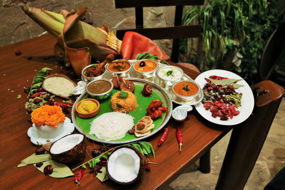 Southern Spice at Taj Bengal