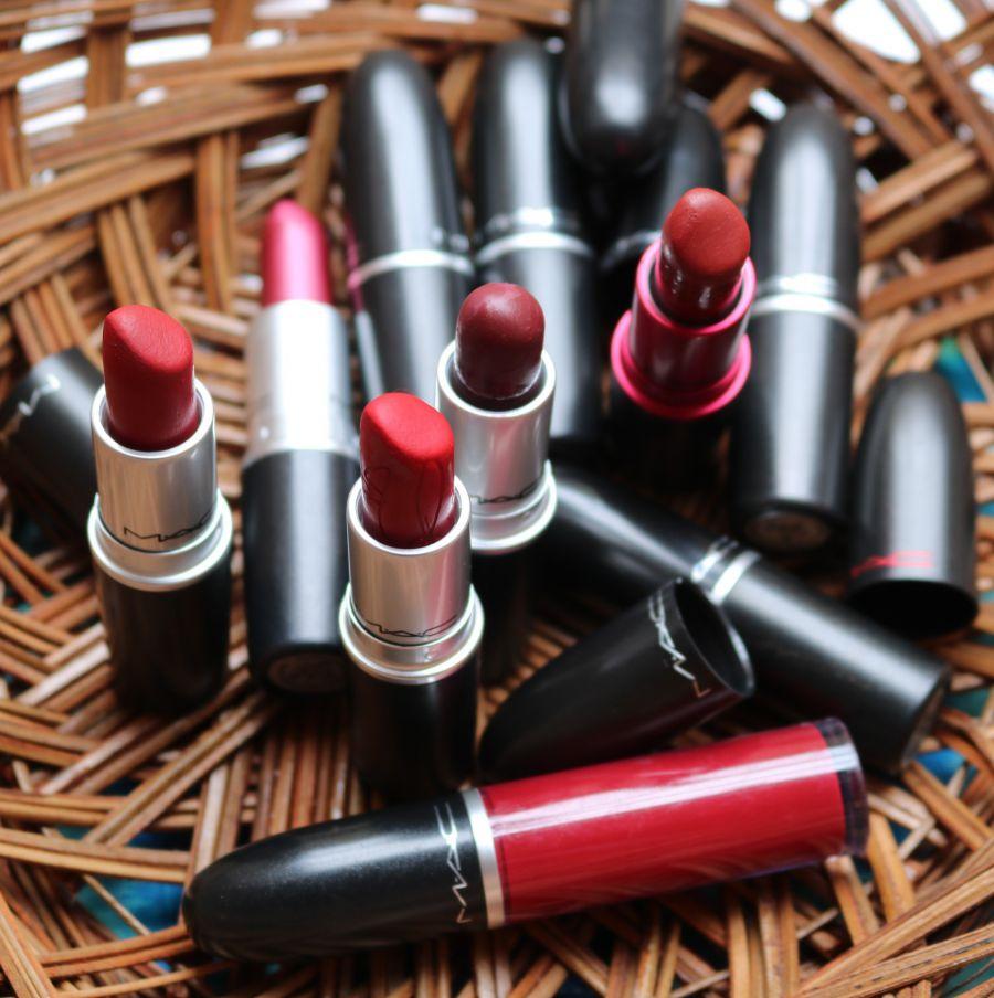 Best MAC Red Lipsticks