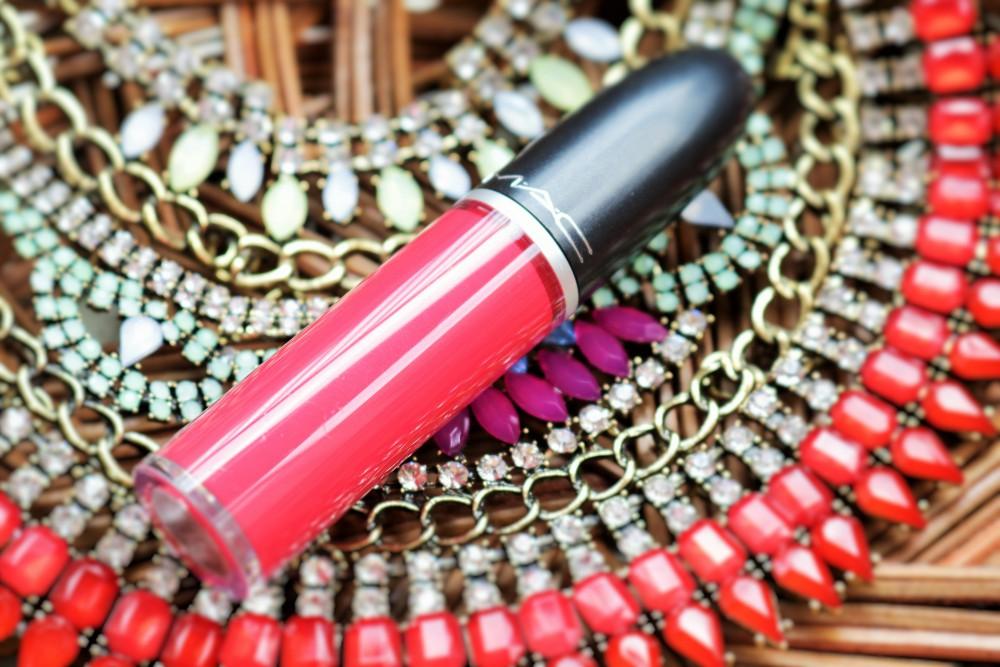 MAC Retro Matte Liquid Lipstick Red Jade