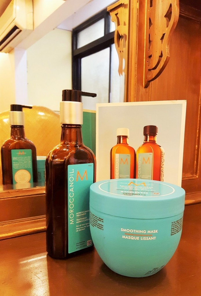 Moroccanoil Smoothing Treatment