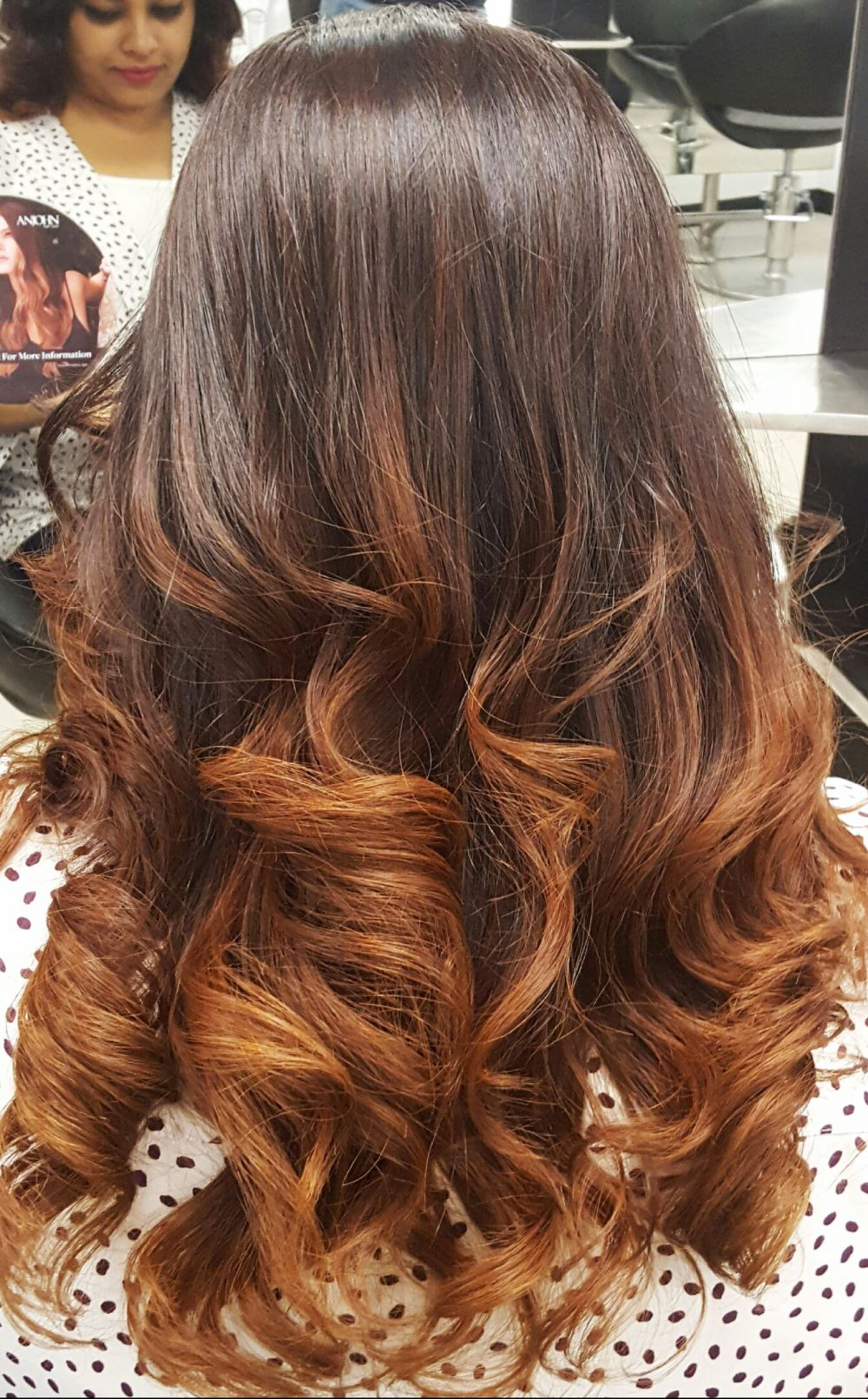 Balayage + Hair Contouring With L'Oreal Professionnel ...