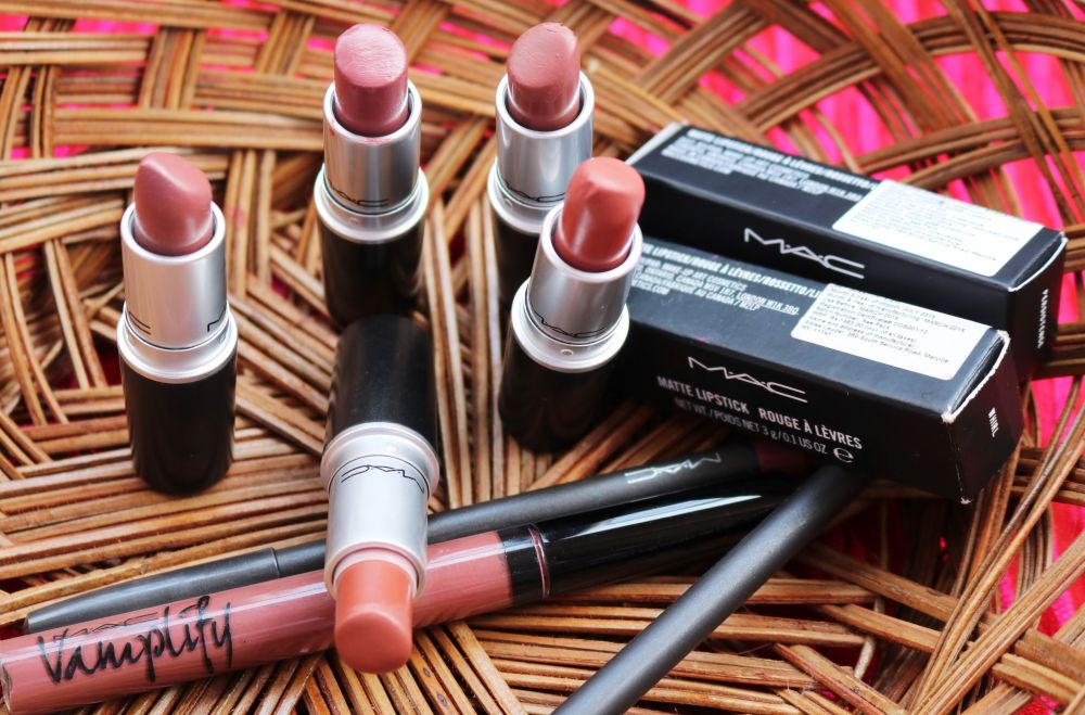 Best MAC Neutral Lip Colors