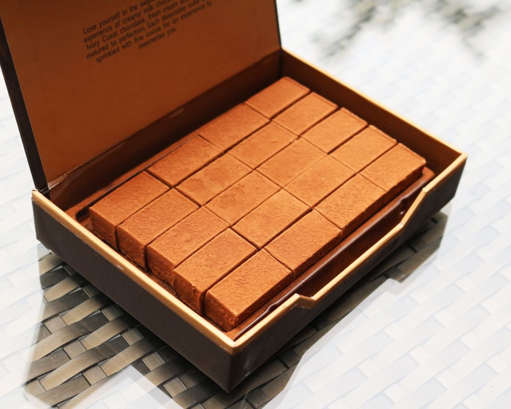 Fabelle Chocolates Chocolate Ganache