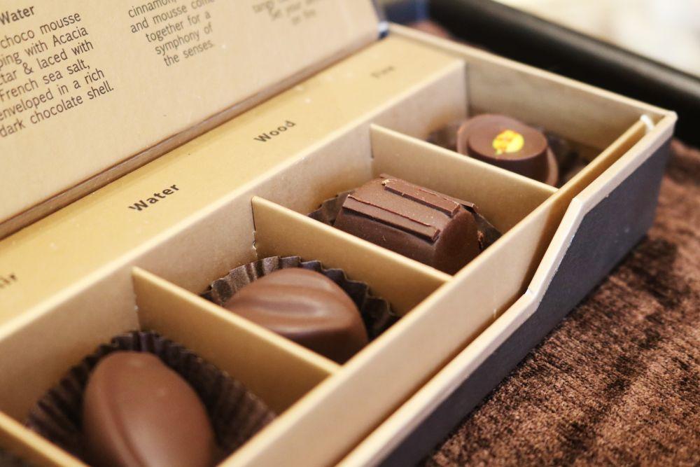 Fabelle Chocolates Chocolate Pralines