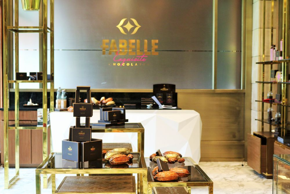 Fabelle Chocolate Boutique at ITC Sonar