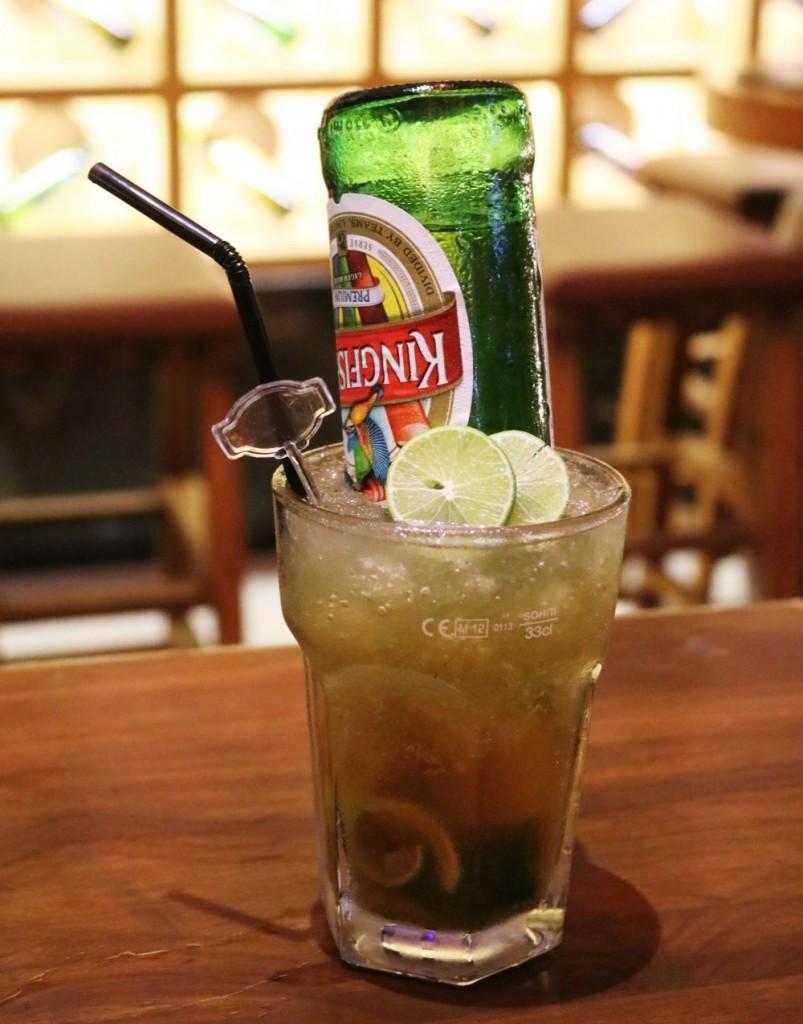 Bakstage Beer Margarita