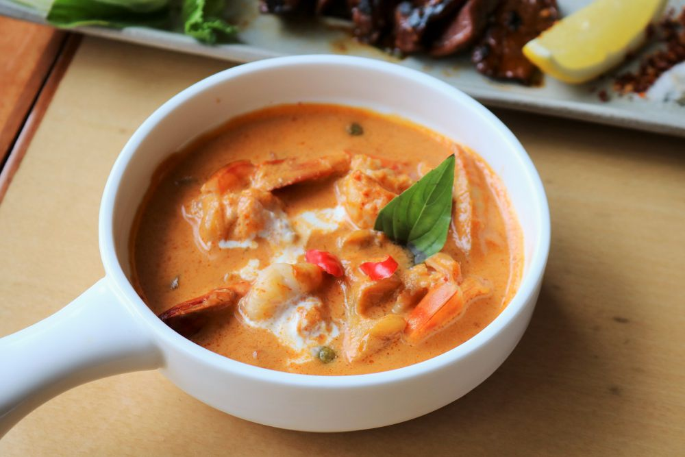 prawn-and-coconut-milk