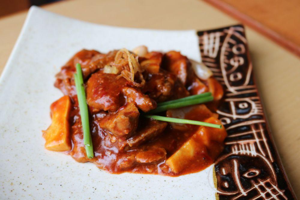 Pan-Asian Food Festival At Waterside Cafe